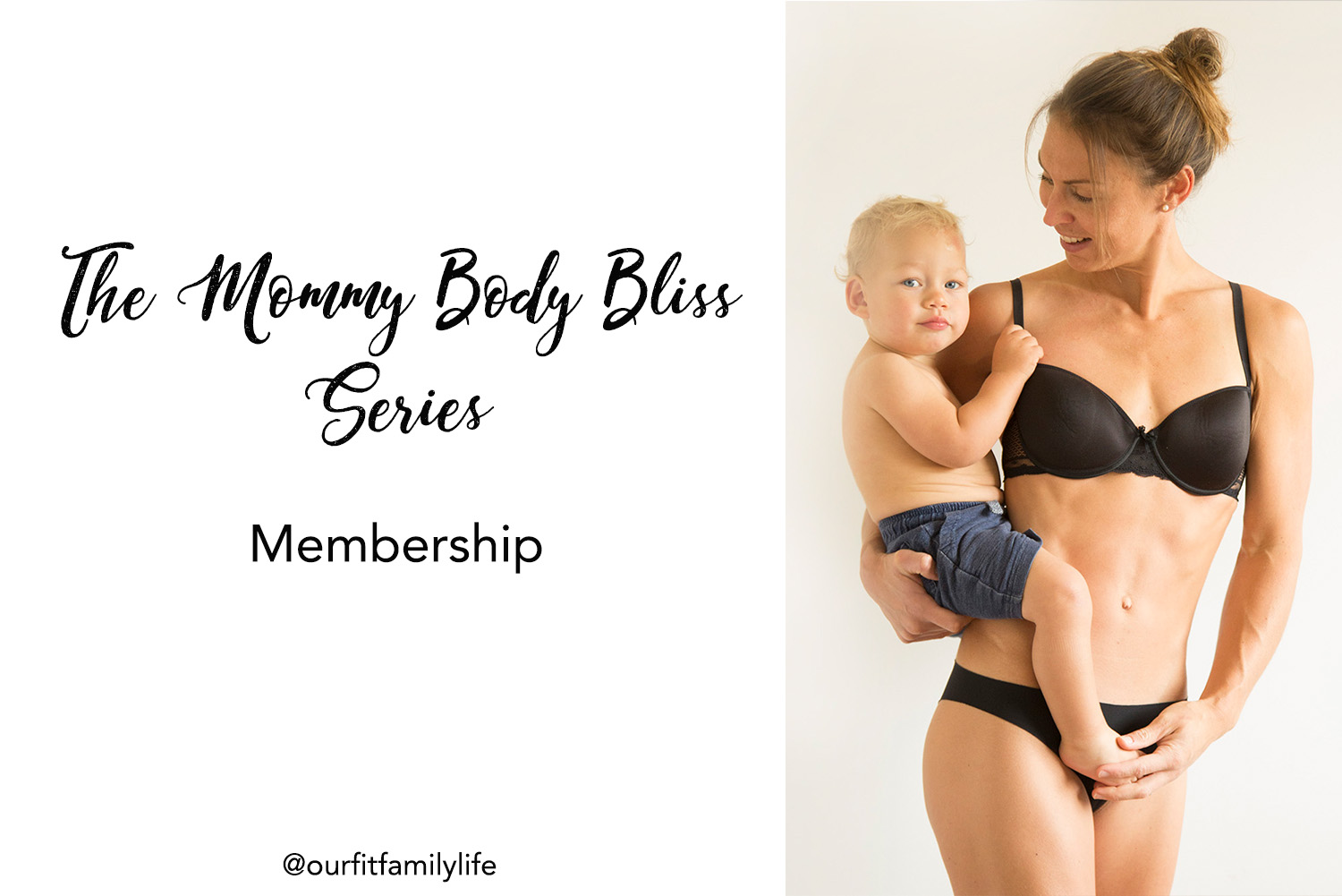 Workout plans for busy Moms
