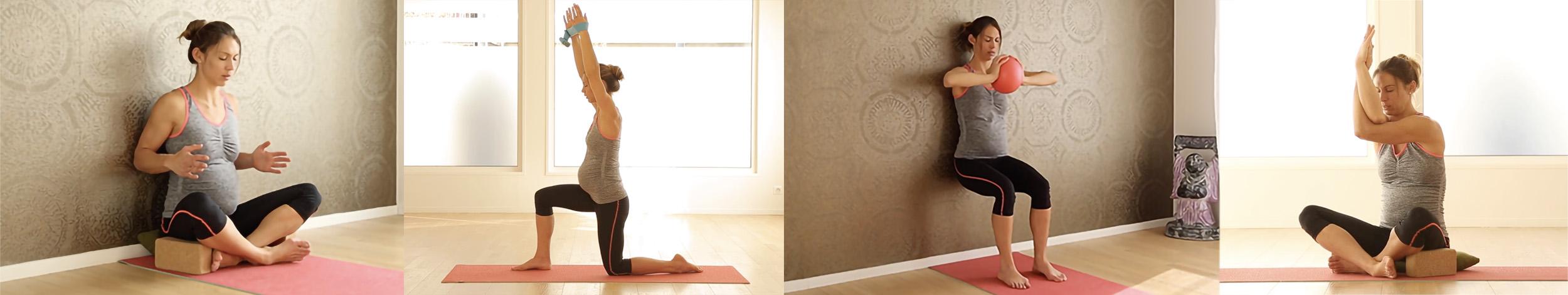 Pregnancy workout routine & wellness plan - The Mommy Body Bliss Pregnancy Program