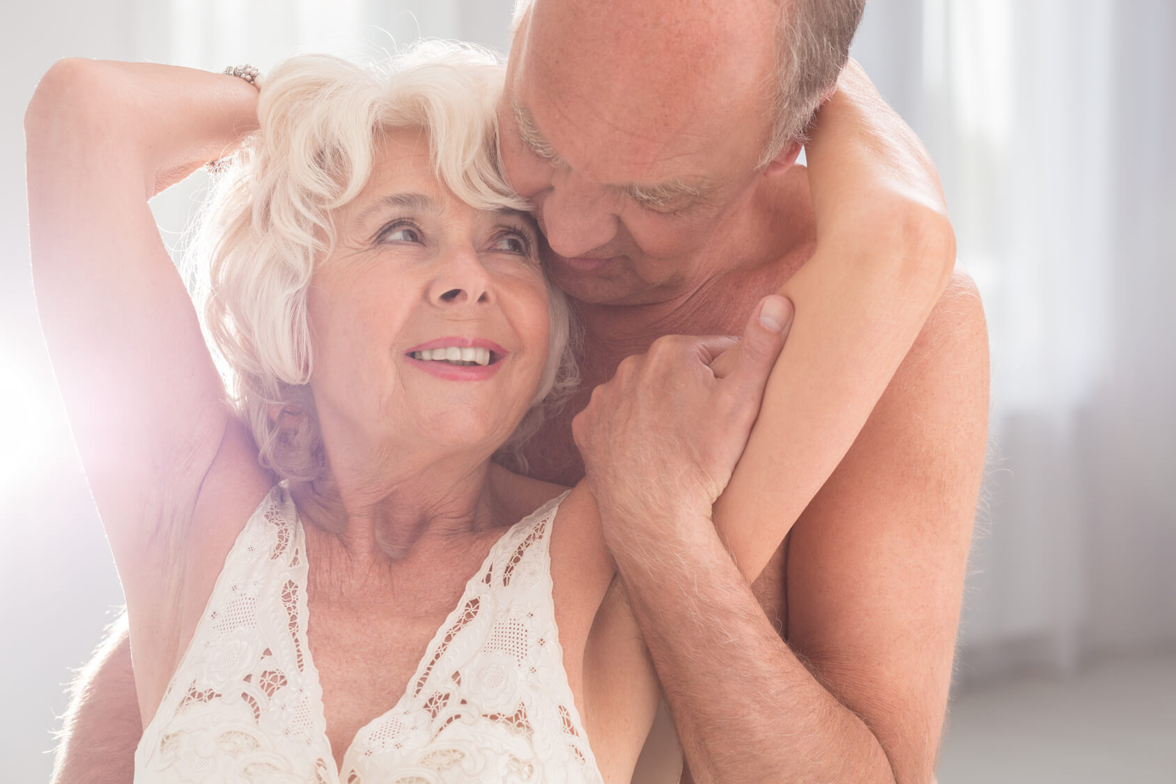 Sex and Aging - Senior citizen sexual health and sexuality