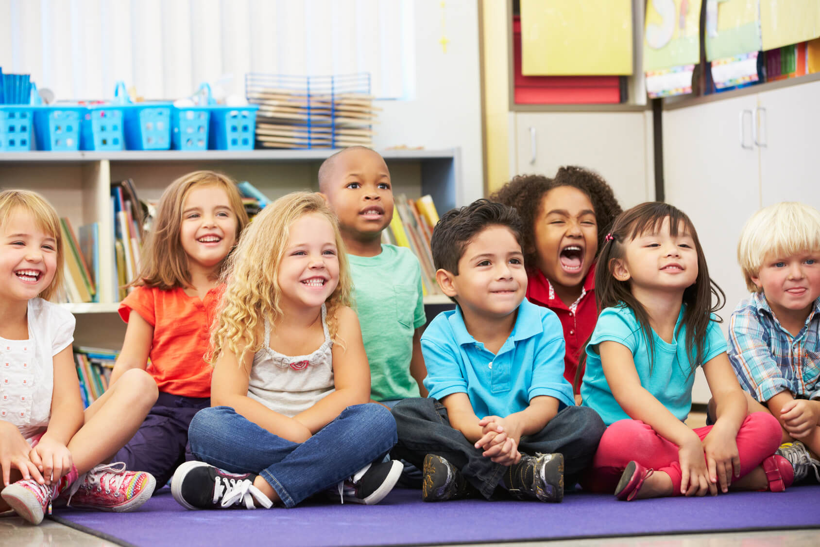 Elementary school sexual health education - Fresh Start Tier 2, Kindergarten and Grade 1 - body science, reproduction, trust, healthy touch, and health, relationships