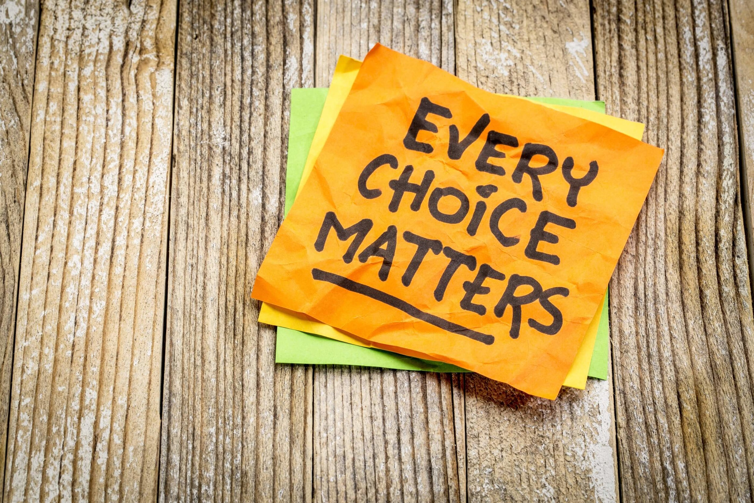 Choices for Sexual Health - Every Choice Matters