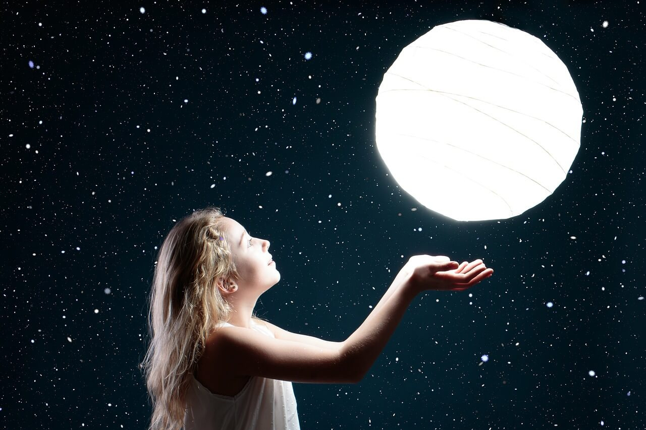 Magnificent Me and the Moon - An empowerment workshop exclusively for tween and teen girls, 9-14
