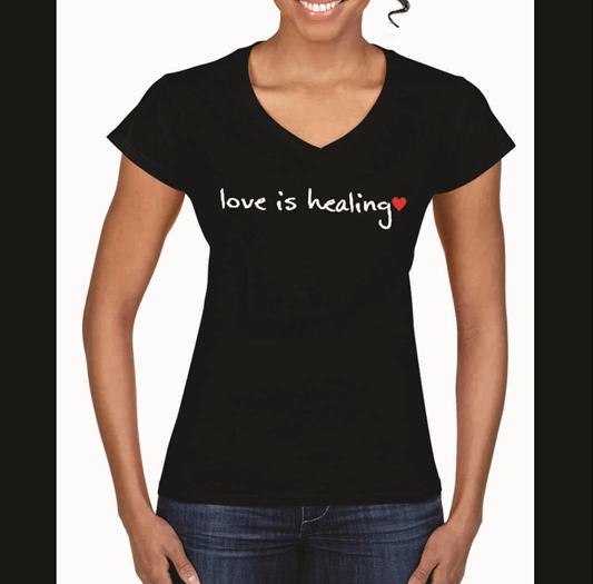 Love is Healing T-shirt