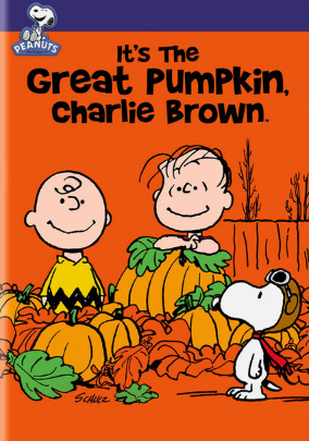 It's the Great Pumpkin, Charlie Brown DVD for Rent
