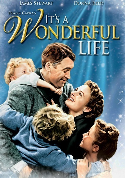It's A Wonderful Life for Rent on DVD