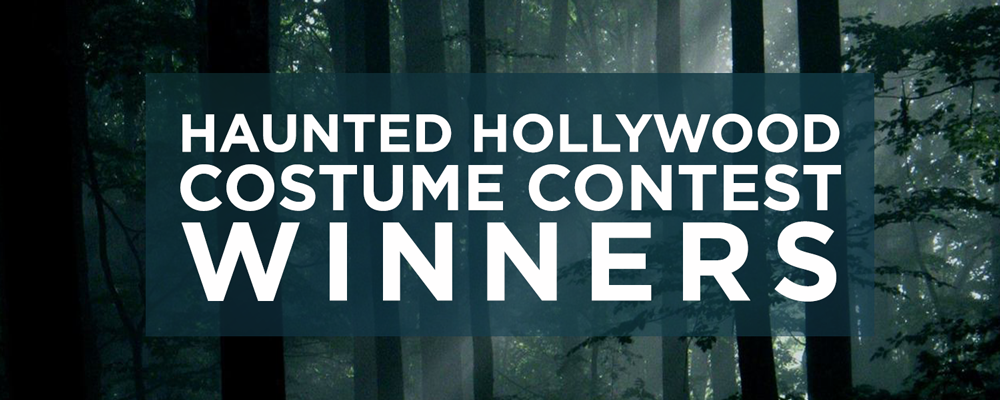 Haunted Hollywood Costume Contest Winners