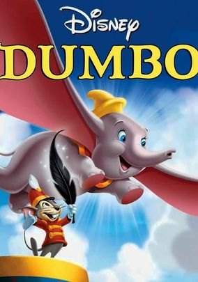 Dumbo is a baby elephant born with oversized ears and a supreme lack of confidence. But thanks to his even more diminutive buddy -- Timothy the Mouse -- the pint-sized pachyderm learns to surmount all obstacles.