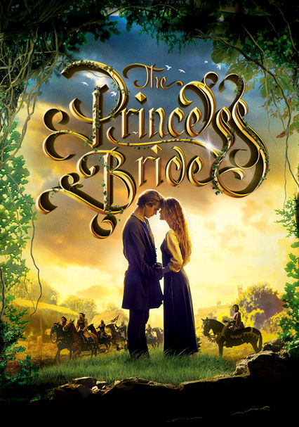 The Princess Bride DVD for Rent