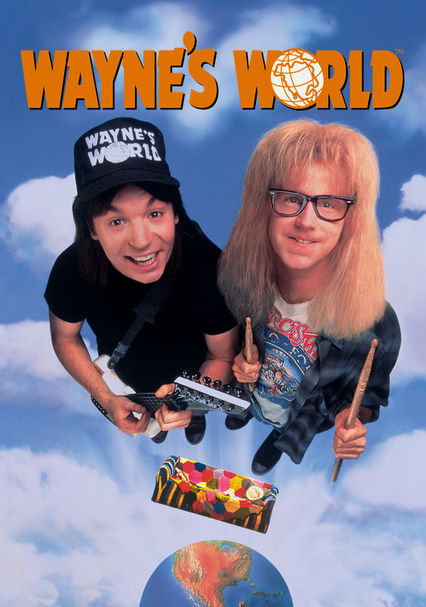 Wayne's World on DVD for Rent