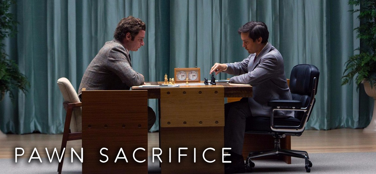 This compelling biopic follows the tumultuous life of chess prodigy Bobby Fischer.