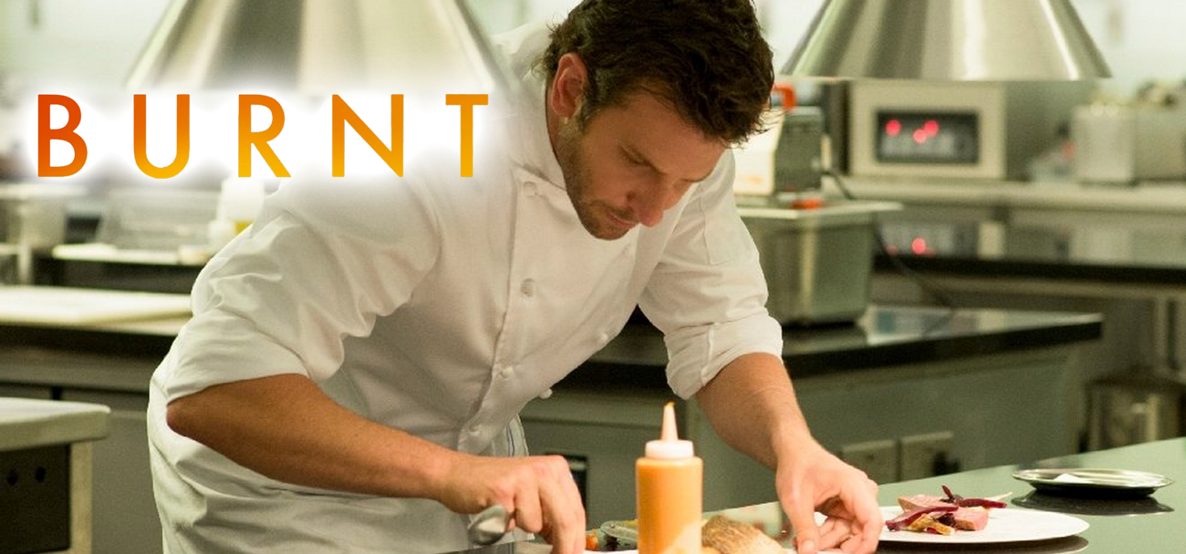 Bradley Cooper stars as chef Adam Jones, who battles to win the coveted third Michelin star.