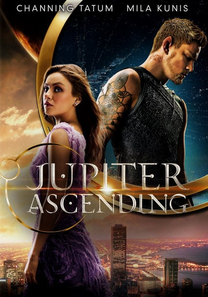 Rent Jupiter Ascending on DVD and Blu-ray