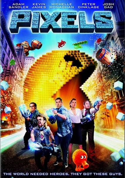 Rent Pixels on DVD and Blu-ray
