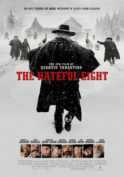 Rent The Hateful Eight on DVD and Blu-ray
