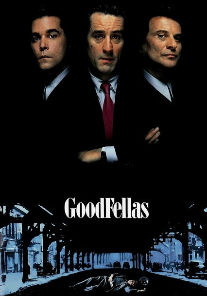 GoodFellas DVD and Blu-ray for Rent