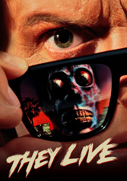 They Live DVD for Rent