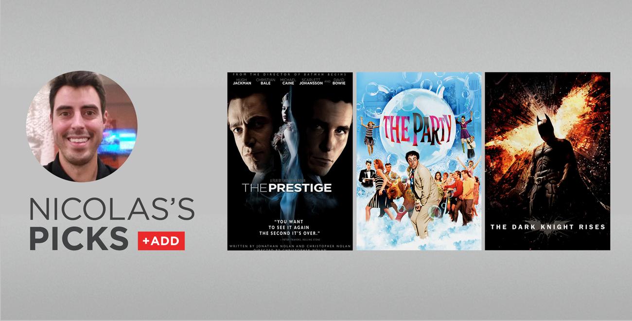 Rent The Prestige DVD