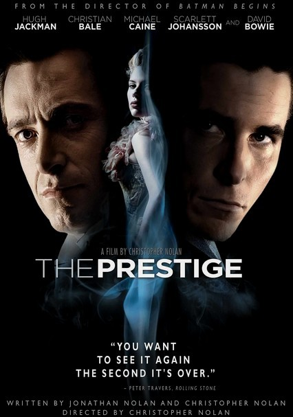 Rent The Prestige DVD and Blu-ray