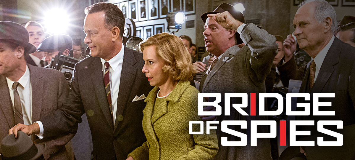 Rent Bridge of Spies DVD and Blu-ray