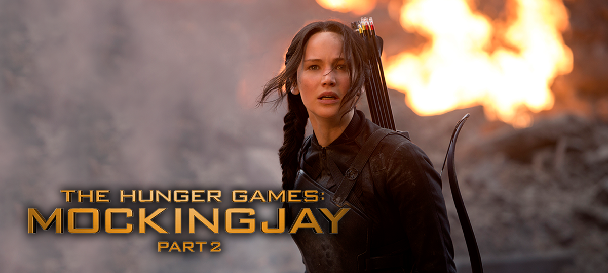 Rent The Hunger Games: Mockingjay Part 2 on DVD and Blu-ray