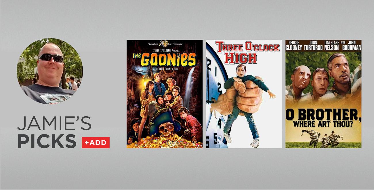 Rent The Goonies on DVD