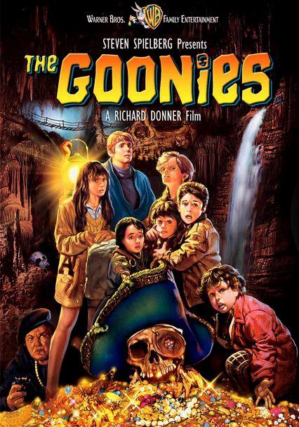 Rent The Goonies DVD