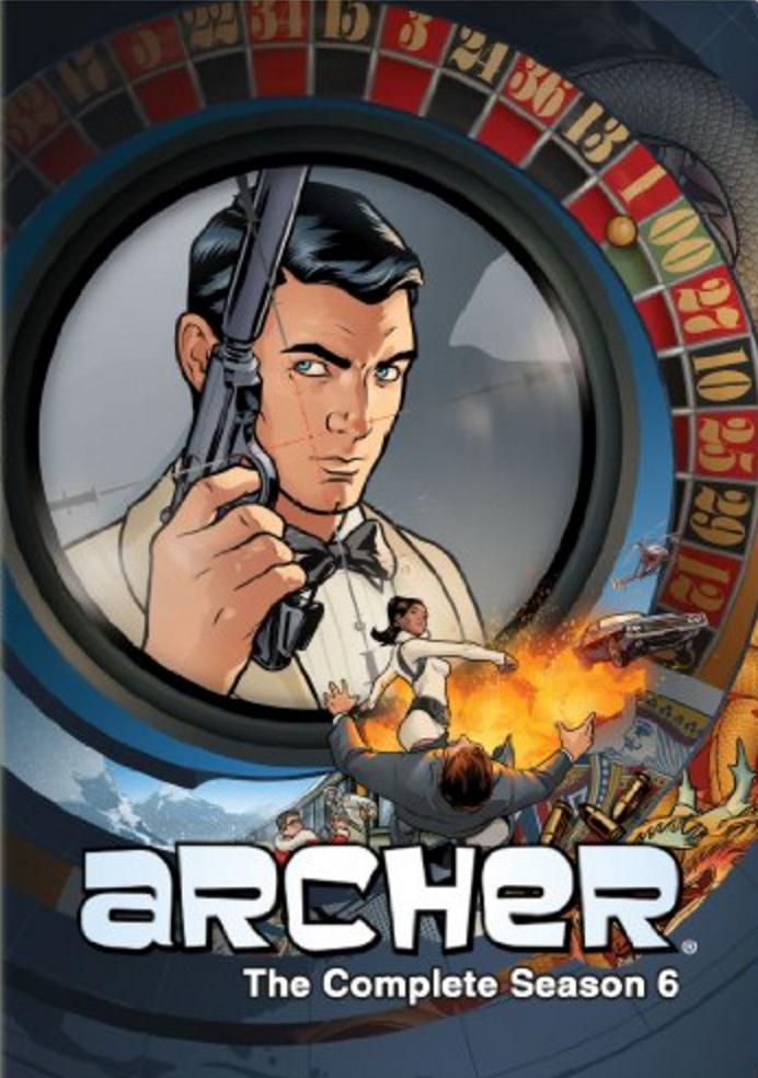 Archer: Season 6