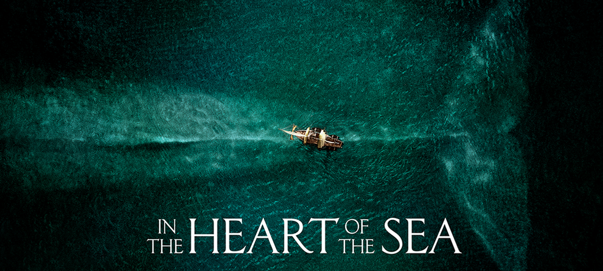 Rent In the Heart of the Sea DVD and Blu-ray