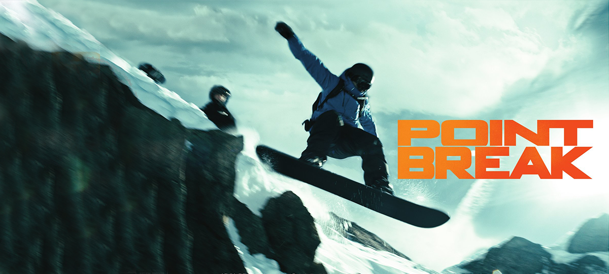 Rent Point Break on DVD and Blu-ray