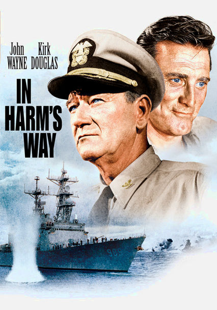 In Harms' Way DVD for Rent
