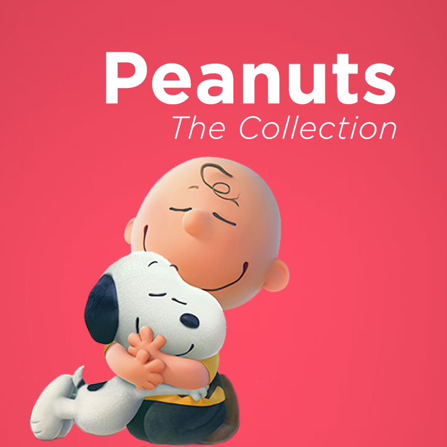 Peanuts by Charles Schulz