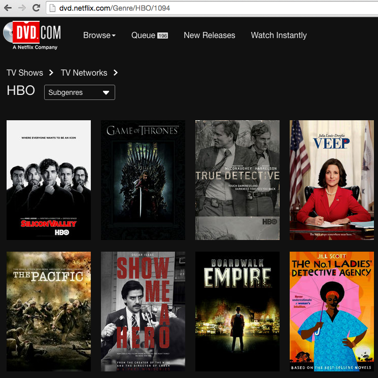 How to Optimize Your DVD com Experience - Netflix DVD Blog