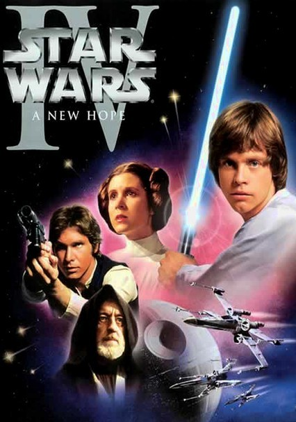 Rent Star Wars IV: A New Hope DVD