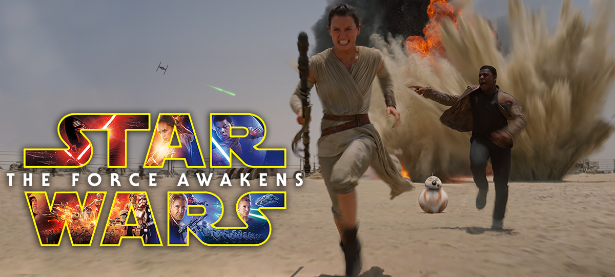 Rent Star Wars The Force Awakens DVD and Blu-ray