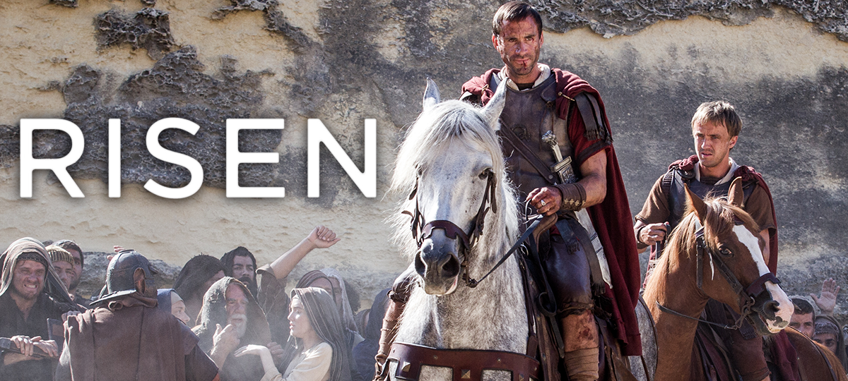 Rent Risen DVD and Blu-ray