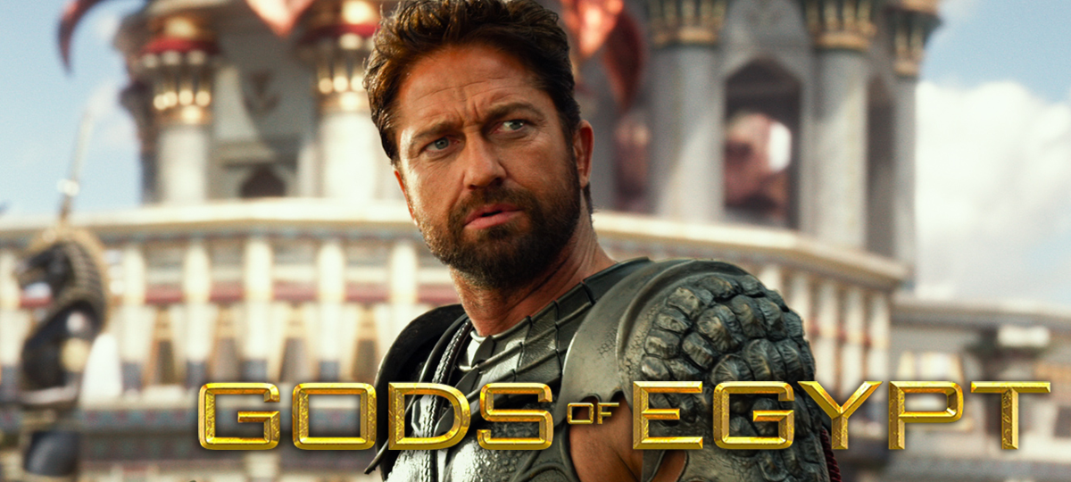 Rent Gods of Egypt DVD and Blu-ray