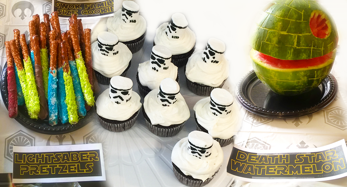 Star Wars party ideas