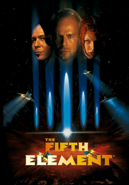 Rent The Fifth Element DVD