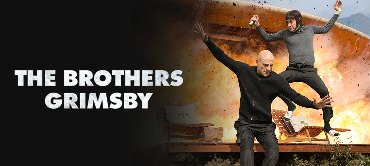 Rent The Brothers Grimsby DVD and Blu-ray
