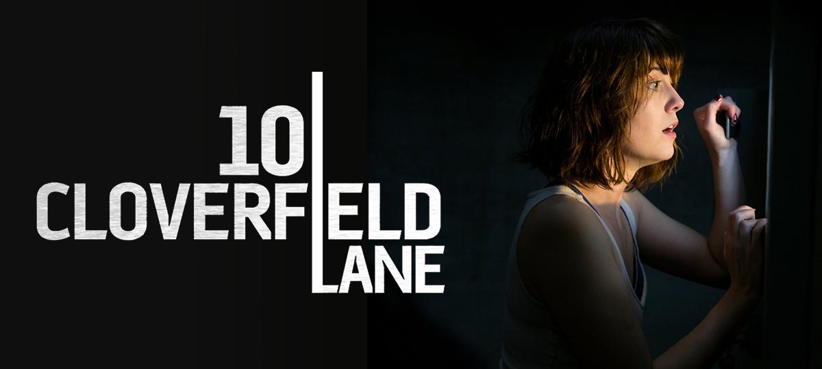 Rent 10 Cloverfield Lane DVD and Blu-ray