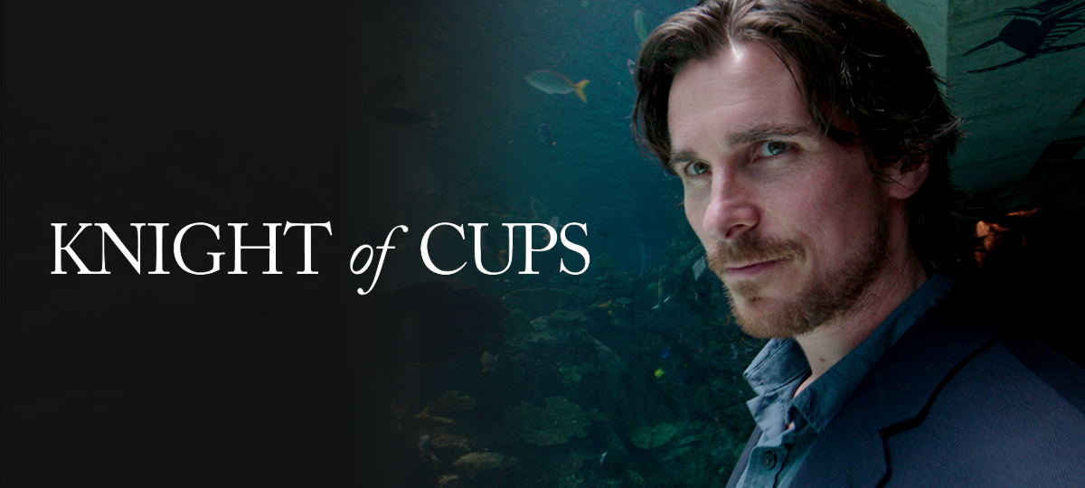Rent Knight of Cups DVD and Blu-ray