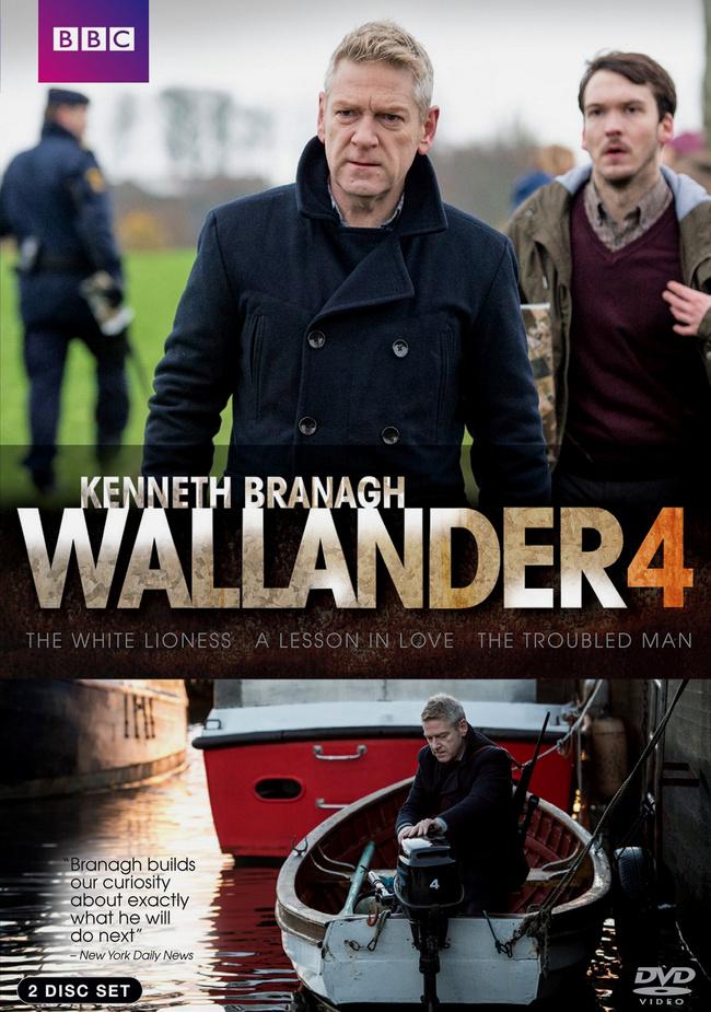 Masterpiece Mystery!: Wallander: Series 4