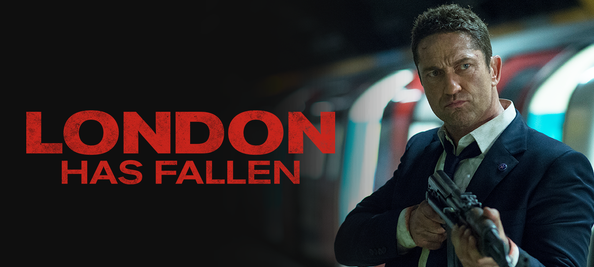 Rent London Has Fallen DVD and Blu-ray