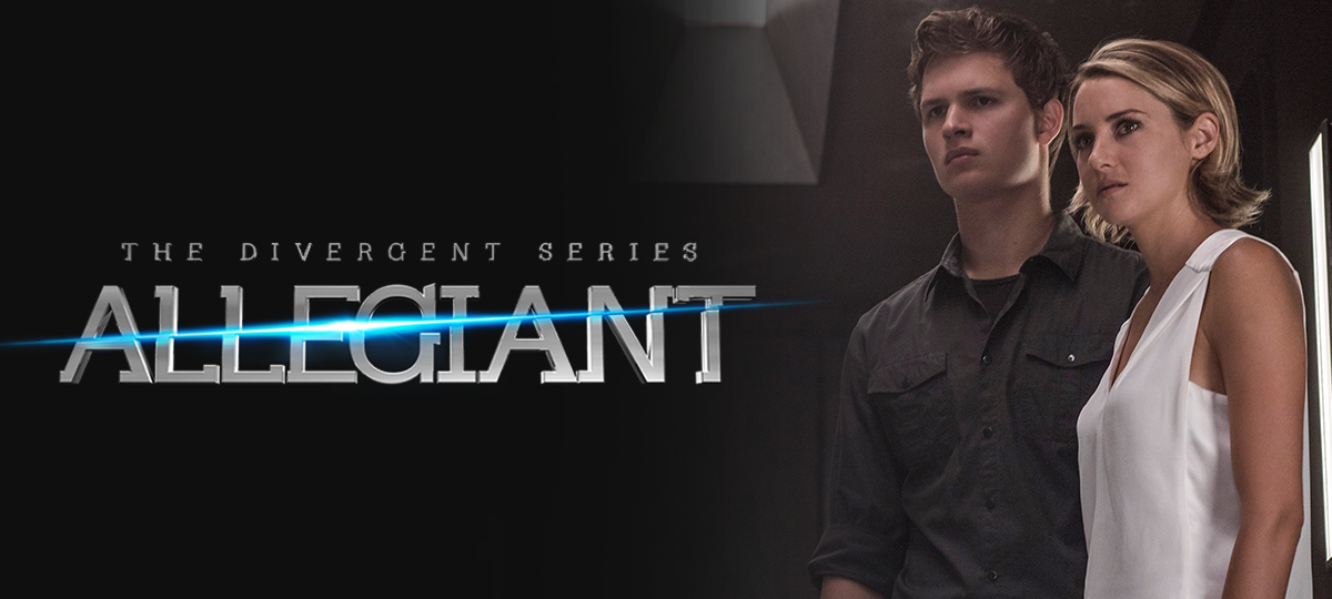 Rent Divergent: Allegiant DVD and Blu-ray