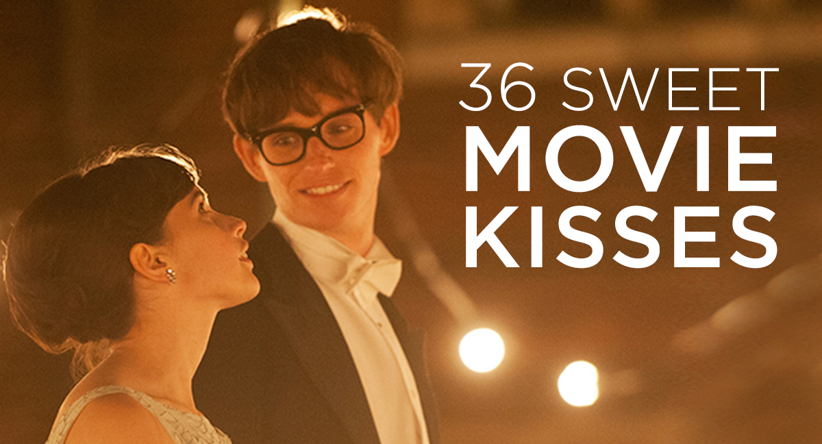 36 Best Movie Kisses