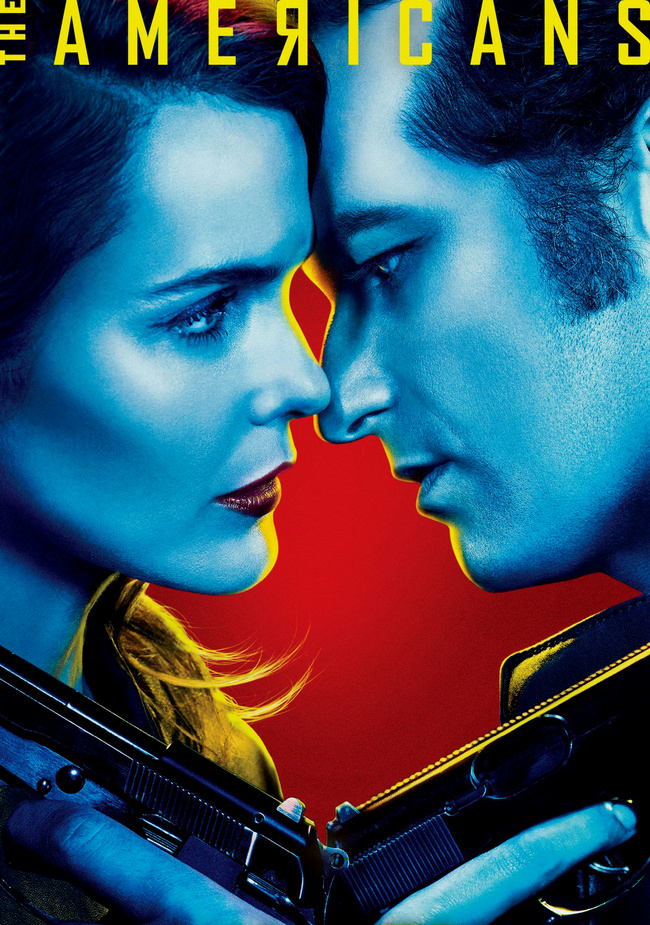 Rent The Americans DVD