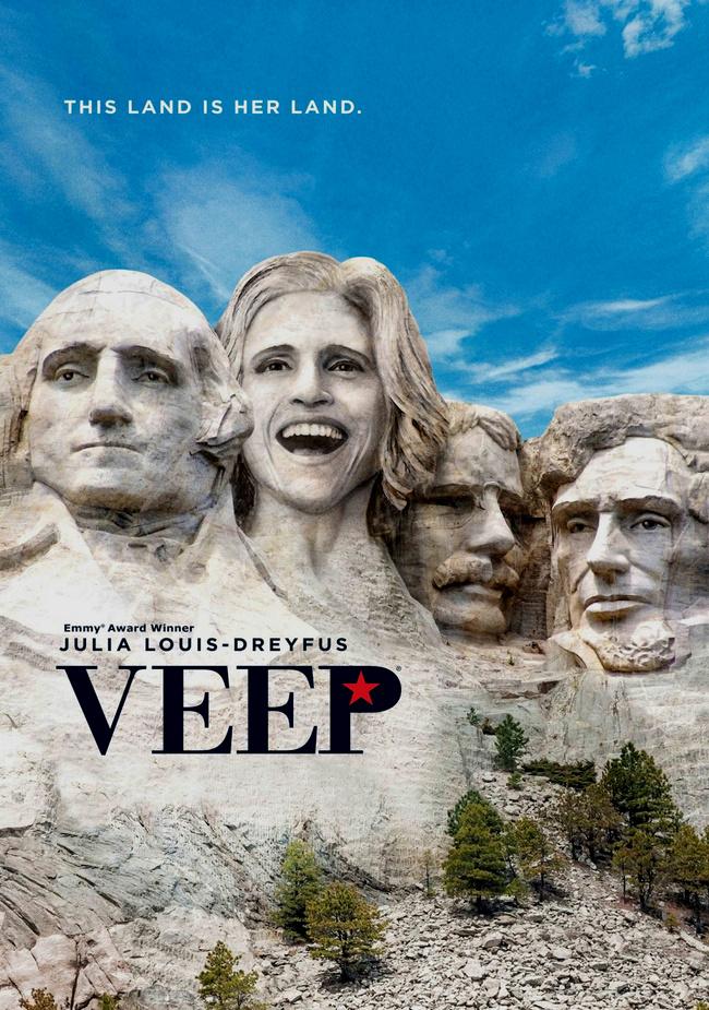 Rent Veep DVD