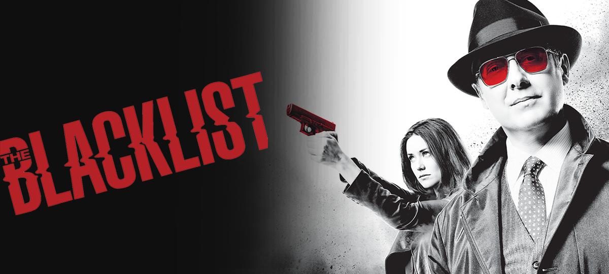 Rent The Blacklist DVD