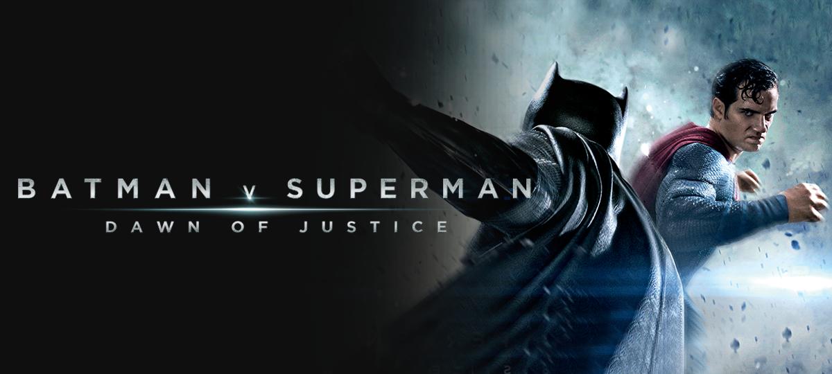Rent Batman v Superman DVD and Blu-ray