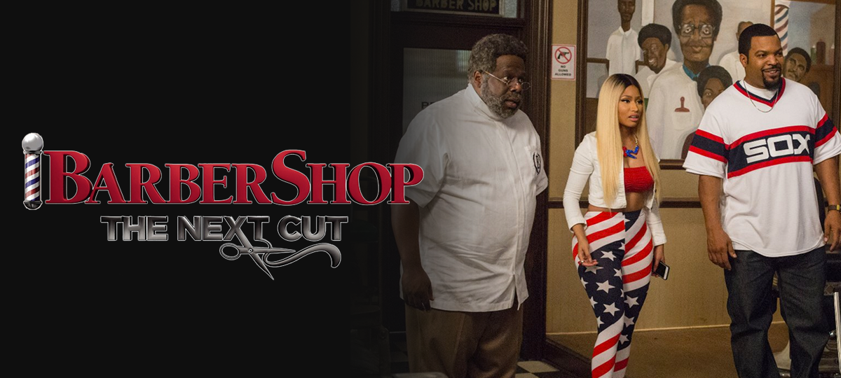 Rent Barbershop 3: The Next Cut DVD